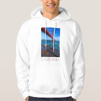 Golden Gate Bridge, California Hoodie
