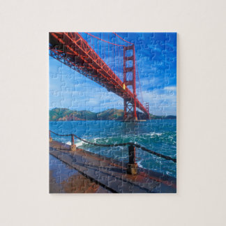 Golden Gate Bridge, California Puzzle
