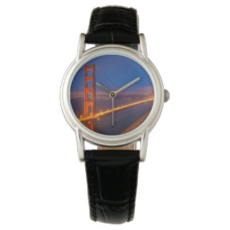 Golden Gate Bridge, California Watch