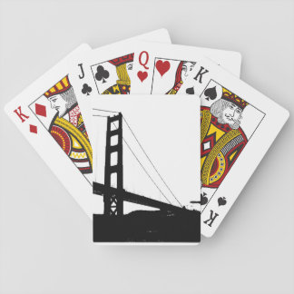 Golden Gate Bridge Classic Playing Cards