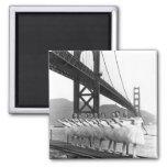 Golden Gate Bridge Dancers Magnets