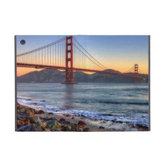 Golden Gate Bridge from San Francisco bay trail. Covers For iPad Mini