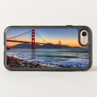 Golden Gate Bridge from San Francisco bay trail OtterBox Symmetry iPhone 7 Case