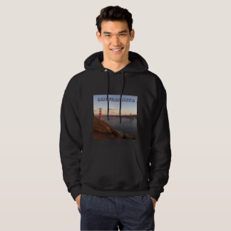 Golden Gate bridge hoodie