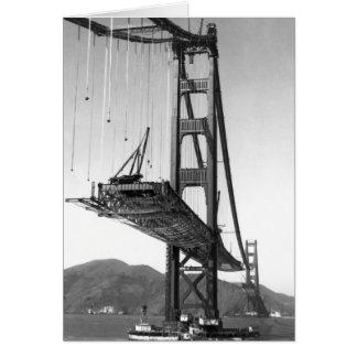 Golden Gate Bridge I Card