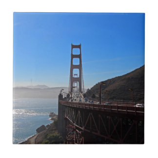 Golden Gate Bridge II Ceramic Tiles