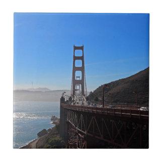 Golden Gate Bridge II Tile