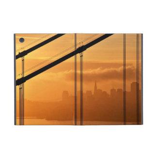 Golden Gate Bridge in front of the San Francisco iPad Mini Cover