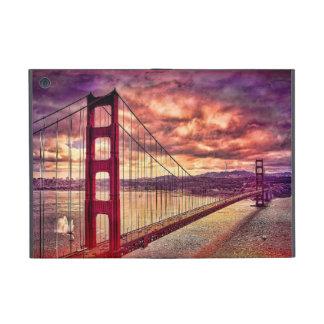 Golden Gate Bridge in San Francisco, California. Cover For iPad Mini
