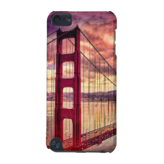 Golden Gate Bridge in San Francisco, California. iPod Touch 5G Cases