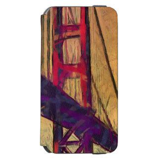 Golden gate bridge incipio watson™ iPhone 6 wallet case