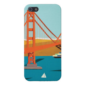 Golden Gate Bridge iPhone Case iPhone 5/5S Cover