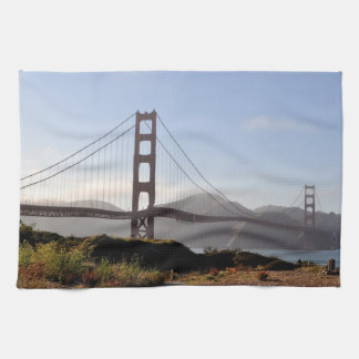 Golden Gate Bridge Kitchen Towel
