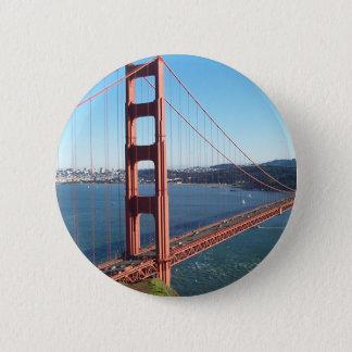 Golden Gate Bridge, San Francisco 2 Inch Round Button