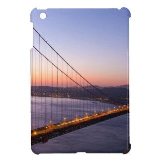 Golden Gate Bridge San Francisco at Sunrise iPad Mini Case
