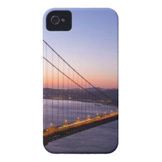 Golden Gate Bridge San Francisco at Sunrise iPhone 4 Cover