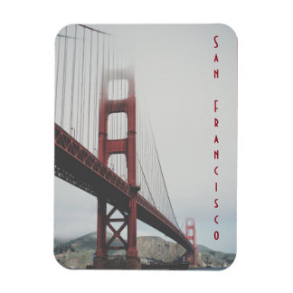 Golden Gate Bridge, San Francisco, CA Magnet