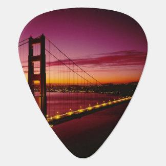 Golden Gate Bridge, San Francisco, California, 5 Guitar Pick