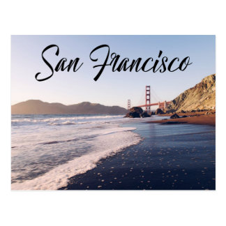 Golden Gate Bridge San Francisco, California CA Postcard