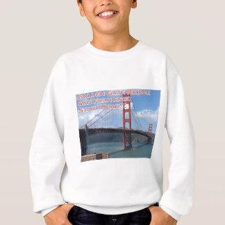 Golden Gate Bridge San Francisco California USA Sweatshirt