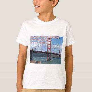 Golden Gate Bridge San Francisco California USA T-Shirt