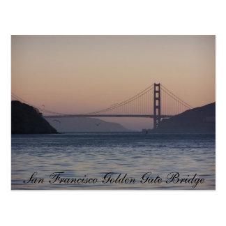 Golden Gate Bridge, San Francisco Golden Gate B... Postcard