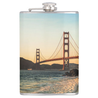 Golden Gate Bridge, San Francisco Hip Flask