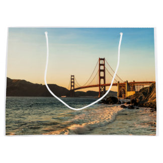 Golden Gate Bridge, San Francisco Large Gift Bag