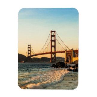 Golden Gate Bridge, San Francisco Rectangular Photo Magnet