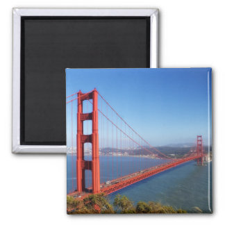 Golden Gate Bridge, San Francisco Travel Magnet
