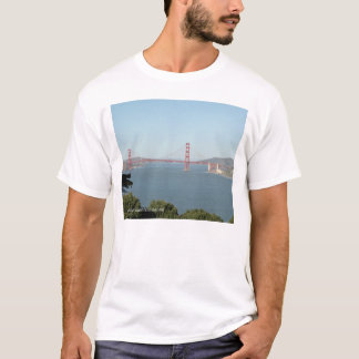 Golden Gate Bridge Tee Shirt