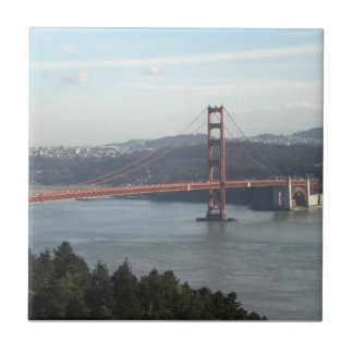 Golden Gate Bridge Tile