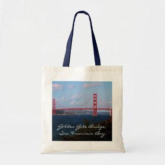 Golden Gate Bridge Totebag