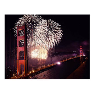 Golden Gate Celebrate 75th Anniversary PostCards