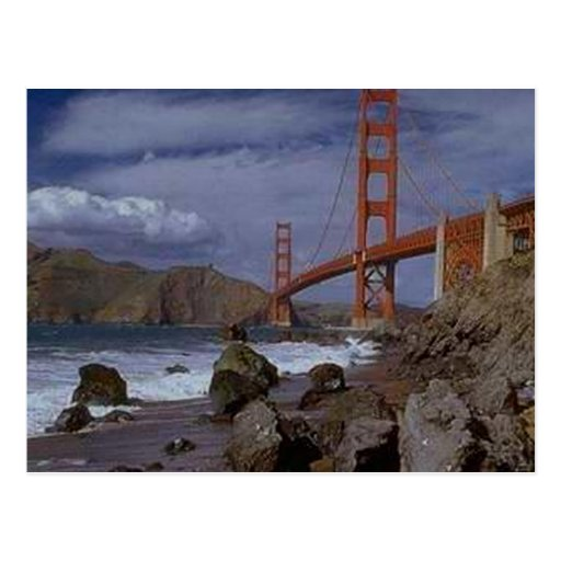 Golden Gate from the Pacific Post Cards