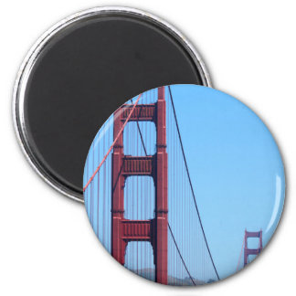 Golden Gate Fridge Magnet