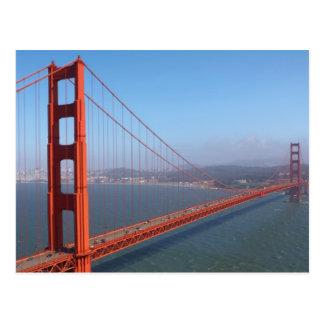 Golden Gate National Recreation area Postcard