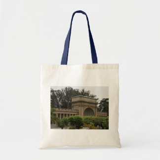 Golden Gate Park Music Concourse #2 Tote Bag