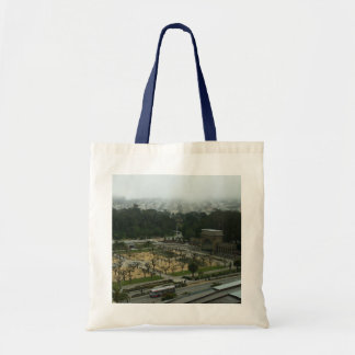 Golden Gate Park Music Concourse Tote Bag