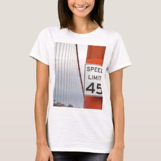 golden gate speed limit T-Shirt