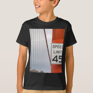golden gate speed limit T-Shirt