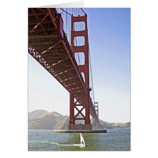 Golden Gate Surfer Card