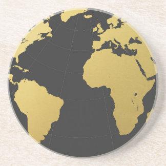 Golden Globe Coaster