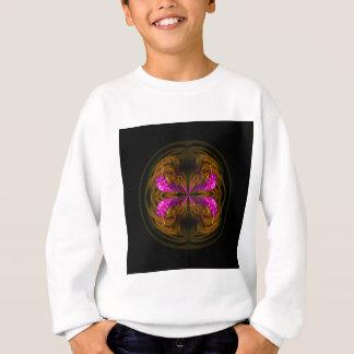 Golden globe flowers sweatshirt