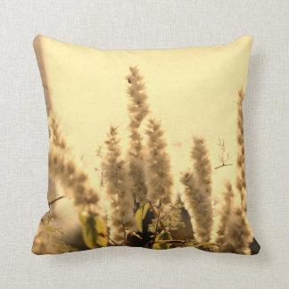 Golden Grass Pillow