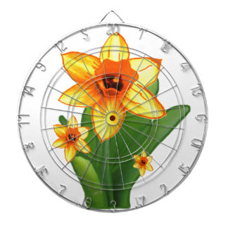 Golden Green Cactus Flower Gifts Elegant ideas all Dartboard