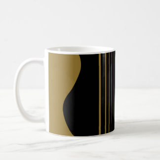 Golden Guitar Coffee Mug