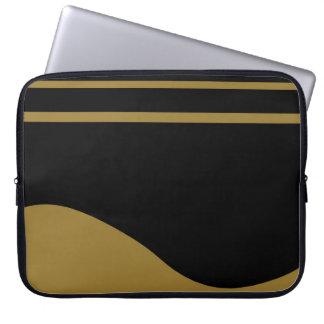 Golden Guitar Laptop Sleeve