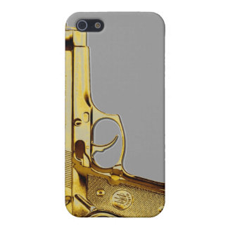 Golden Gun iPhone 4/4S Case