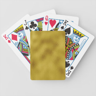 Golden Hand Bicycle Playing Cards
